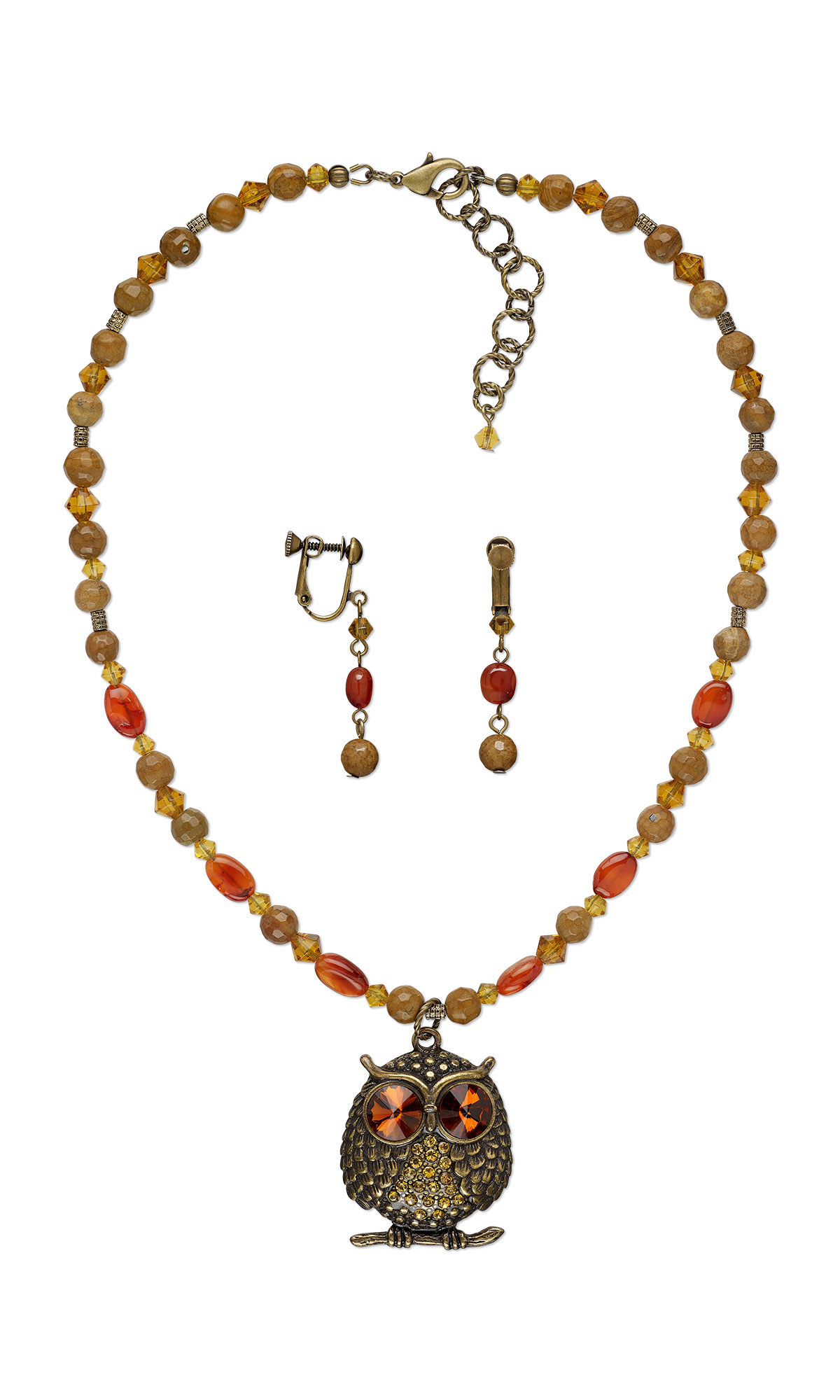 General Info. Based in Grants Pass, Ore., Fire Mountain Gems and Beads has been operational for more than 30 years and is a provider of beading and jewelry .