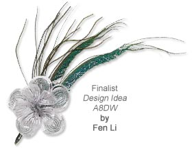 Design Idea A8DW Hairpiece