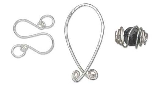 video tutorial - forming basic wire shapes