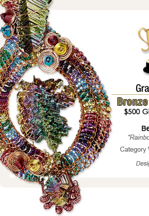 Grand Prize Bronze Medal Winner: Betty Neve