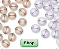 Swarovski Factory Pack Crystal Pearl Beads