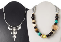 Runway Inspired Necklaces