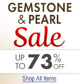 Gemstone and Pearl Sale
