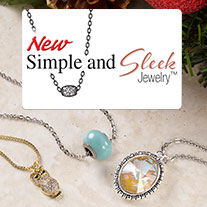New Simple and Sleek Jewelry