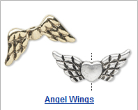 Angel Wing Components
