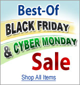 Best-Of Black Friday and Cyber Monday Sale