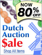 Dutch Auction - Now 80% Off