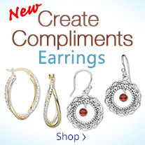 New Create Compliments Earrings