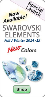 Swarovski Fall Winter 2014-15 New Colors
