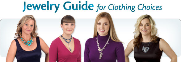 Jewelry Guide for Clothing Choices