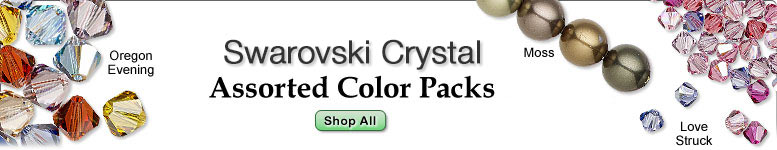 Swarovski Elements Assorted Color Packs: New Additions!