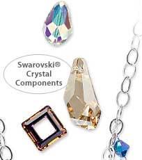 Shop for Swarovski Crystal Components