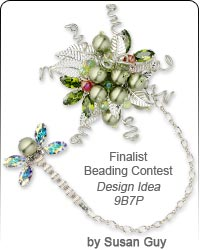 Design Idea 9B7P Brooch