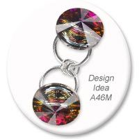 Design Idea A46M Cuff Links
