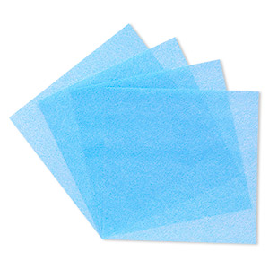 3m™ wetordry™ polishing paper, aluminum oxide, blue, 1200 grit, 5x5-inch square. sold per pkg of 4.
