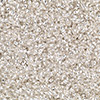 Seed bead, Ming Tree™, glass, silver-lined clear, #11 round. Sold per pkg of 1 pound.