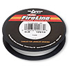 Thread, Berkley® FireLine® Crystal™, gel-spun polyethylene, crystal, 0.13mm diameter, 4-pound test. Sold per 125-yard spool.