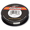 Thread, Berkley® FireLine®, gel-spun polyethylene, smoke, 0.10mm diameter, 3-pound test. Sold per 125-yard spool.