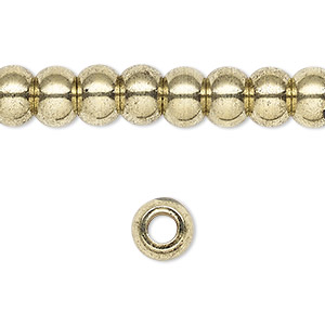 bead, antiqued brass, 8x6mm crow with 4.5-5mm hole. sold per pkg of 100.