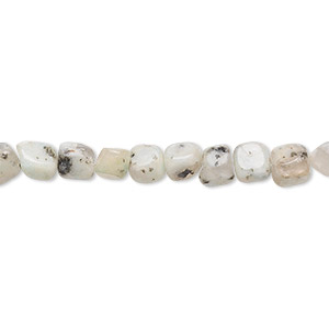 bead, sesame jasper (natural), small pebble, mohs hardness 6-1/2 to 7. sold per 16-inch strand.