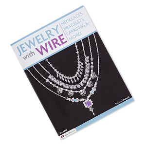 book, jewelry with wire by suzanne mcneill. sold individually.