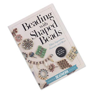 dvd, beading with shaped beads: tilas, superduos, peanuts, and more instructional video with melinda barta. sold individually.