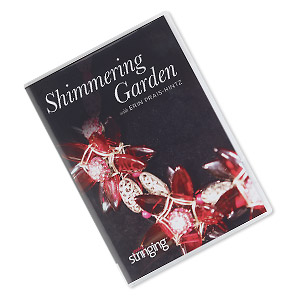 dvd, shimmering garden instructional video with erin prais-hintz. sold individually. limit 1 per order.