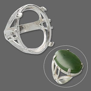 how to make a ring setting
