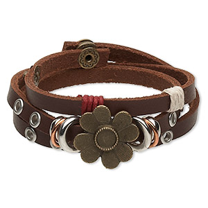 Other Bracelet Styles Leather Just for Fun