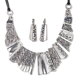 Jewelry Sets Silver Colored Everyday Jewelry