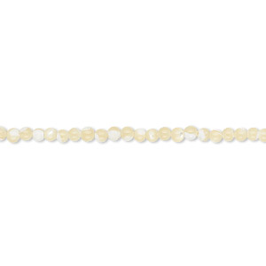 Beads Mother-Of-Pearl Beige / Cream