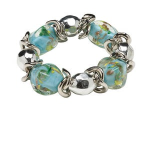 Stretch Bracelets Blues Everyday Jewelry