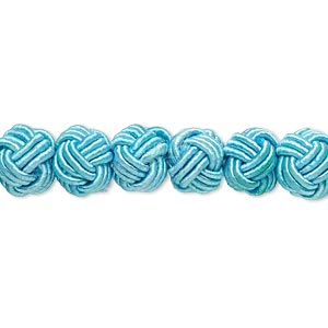 Beads Rayon Blues