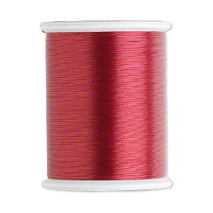 thread, sono, brick red. sold per 110-yard spool.