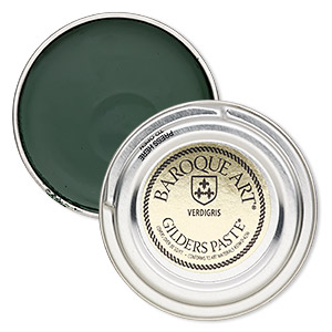 wax paste, gilders paste, verdigris. sold per 1-ounce canister.