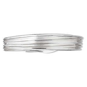 wire, stainless steel, soft, square, 20 gauge. sold per pkg of 3 meters.